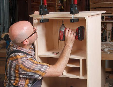 Updating the Classic Enfield Cupboard