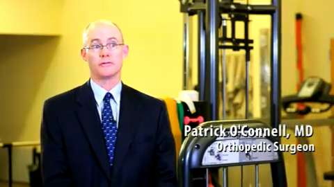 Dr. Patrick O'Connell, Orthopedic Surgeon