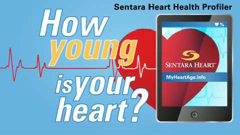 Sentara Heart Health Profiler