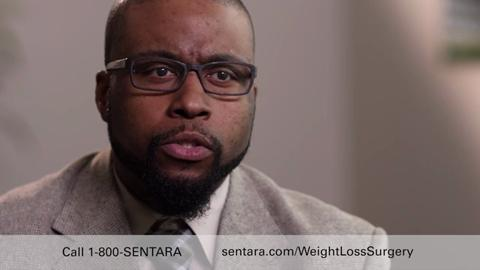Sentara Weight Loss Surgery: Antonio's Story