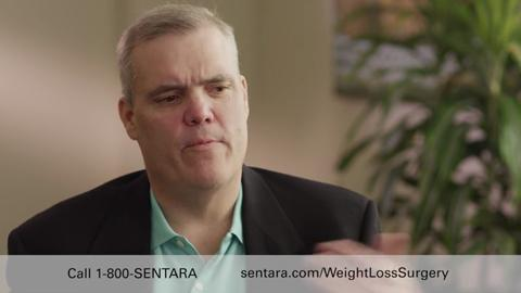 Sentara Weight Loss Surgery: Sean's Story