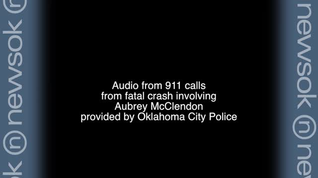Audio from 911 calls involving Aubrey McClendon's crash