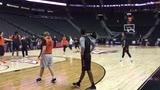 OSU Basketball: Ford, Newberry preview the Big 12 Tournament