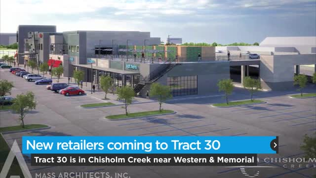 Chisholm Creek continues development