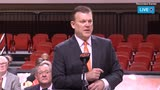 OSU Introduces Brad Underwood