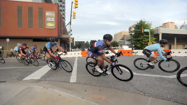 TenaCity, cycling event coming to downtown Oklahoma City