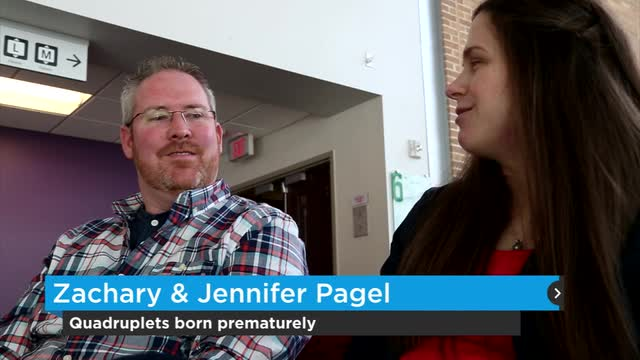 "Livecams bring peace of mind to ""preemie"" parents"