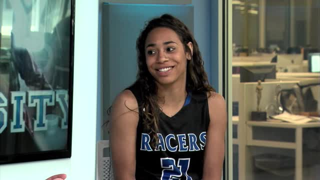 Varsity: Little All-City Player of the Year Aaliyah Endsley