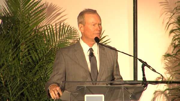 Mick Cornett outlines bright future for OKC