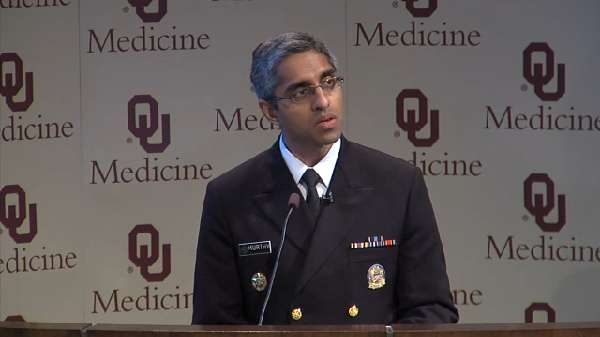 U.S. Surgeon General talks about opioid addiction in OKC