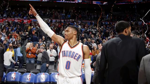 Thunder beat the Cavs at home