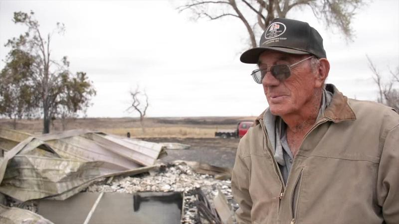 Residents say fire has brought community closer despite losses