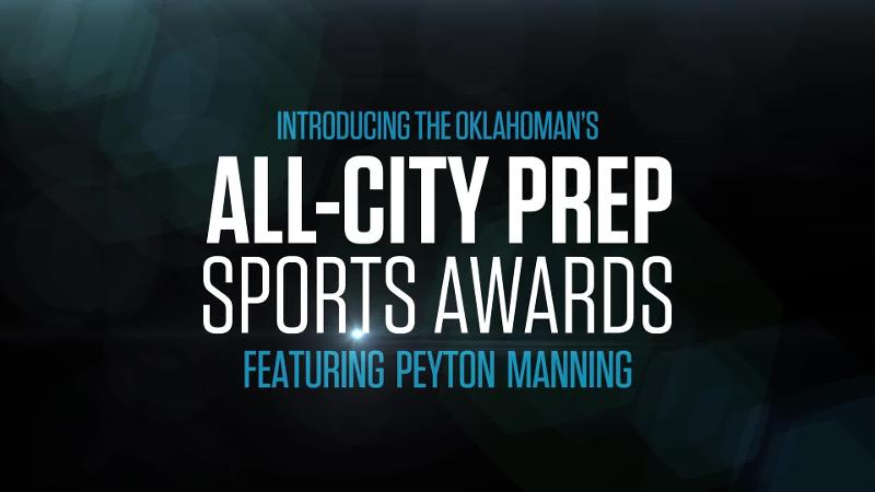 The Oklahoman's All-City Prep Sports Awards featuring Peyton Manning