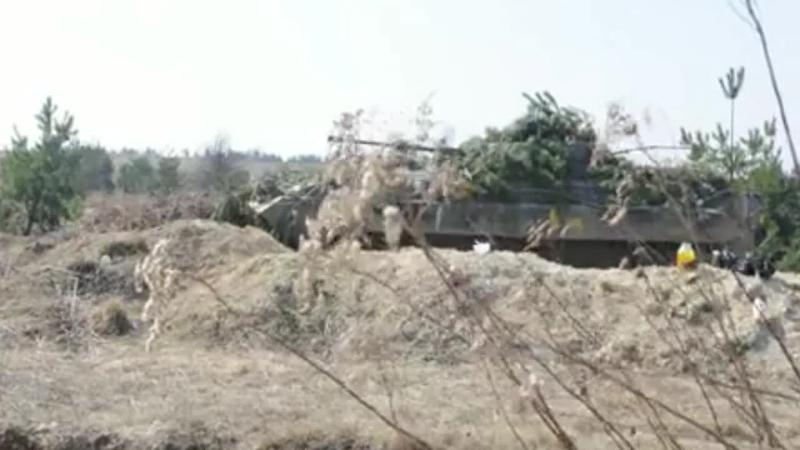 Oklahoma soldiers working with troops in Ukraine