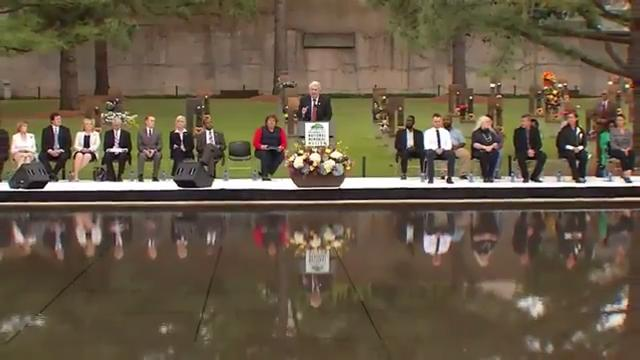 22nd Anniversary Remembrance Ceremony