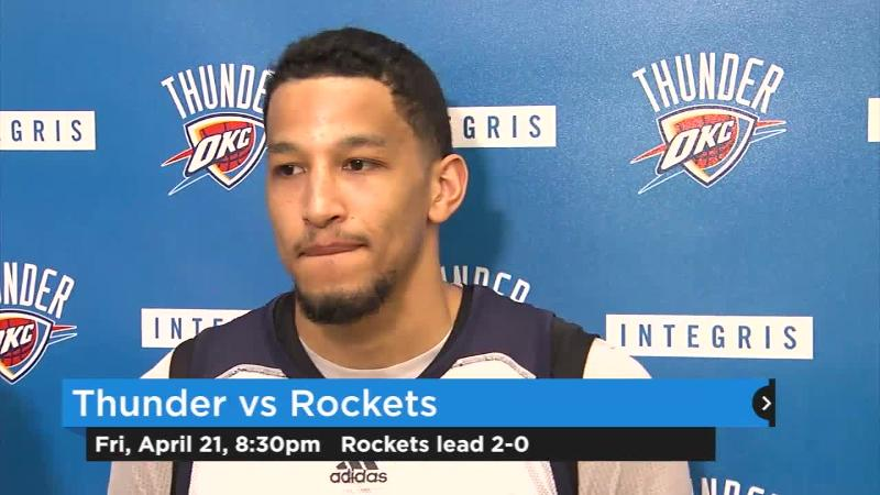 Thunder: Andre Roberson