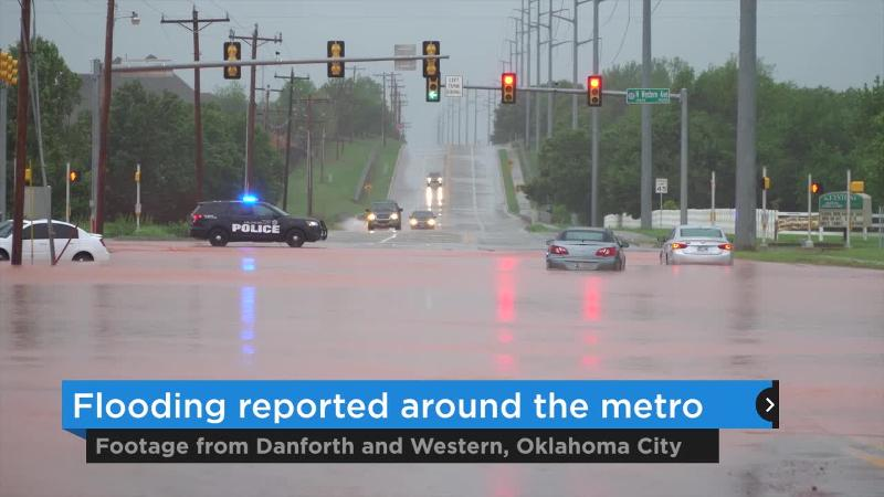 Oklahoma Weather Update: Friday, April 21, 2017