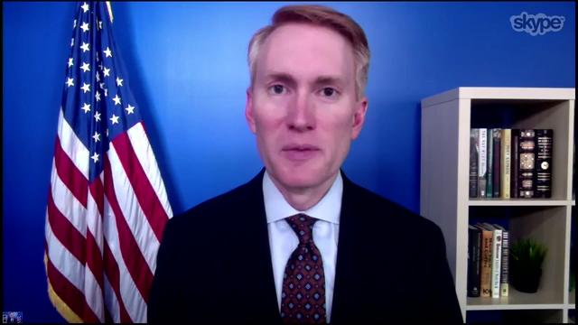 Sen. Lankford on shooting, Comey hearings and healthcare