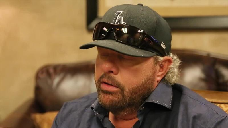 Catching up with Toby Keith