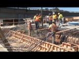 I-280 bridge hinge removal & replacement