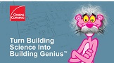 Turn Building Science into Building Genius™