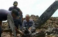 WWII US Fighter Plane Found in Thailand