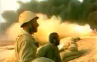 Rare Iran-Iraq War Footage