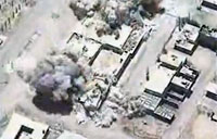 VBIED Factory Destroyed by Air Strikes