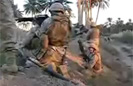 Marines Respond to Ambush in Iraq
