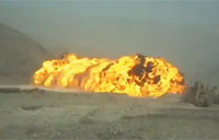 Blackjack Troop Blows Up IEDs