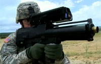 The XM-25: Army's Future Weapon