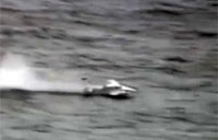 USCG Video Shows Pilot Ditching Cessna