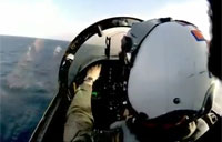 Inside the Cockpit: FA-18E Super Hornet