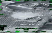 New A-10 Air Strikes Caught on FLIR