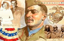In Honor of Marine John Basilone - MOH, 1942