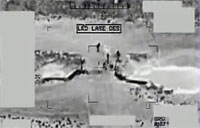 Predator Drone Annihilates Insurgents