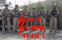 Marine Scout Sniper Team 4 - Pt. 1