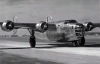 Aircraft Archives: XB-24 First Flight