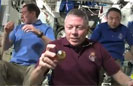 Astronauts Enjoy Space Station Reboost