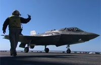 F-35B Ship Suitability Testing