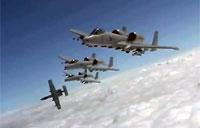 A-10 Thunderbolt II OWNS the Sky