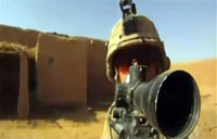 US Troops in Heavy Firefight with Taliban