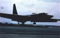 U-2 Carrier Takeoffs and Landings