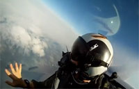 Awesome F-18 Jet Fighter Footage
