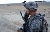 US Army Ambushed in Ghazni