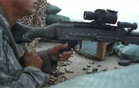 Rooftop Firefight with Taliban Pt. 1