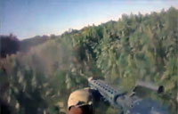 Almost Shot in a Taliban Ambush