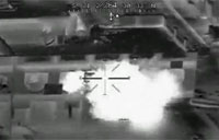 HQ Apache Strike On Insurgents