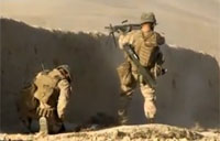 Marines Fight Insurgents in Helmand