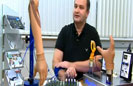 The Mind-Controlled Bionic Arm